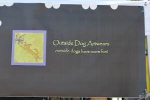 Outside Dog Artwears Logo