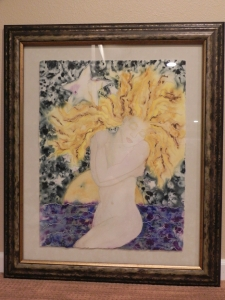 framed 'The Dreamer' First Original