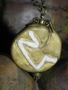 Rune Necklace 'Perthro' Symbol